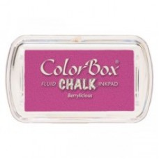 ColorBox Fluid Chalk Ink Pad - Berrylicious